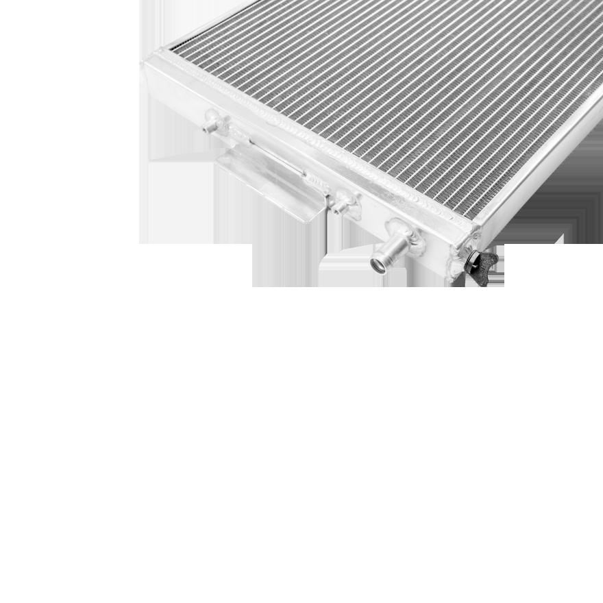 CXRacing Aluminum Heat Exchanger For Air to Water Intercooler 22x15.5x2 Inch